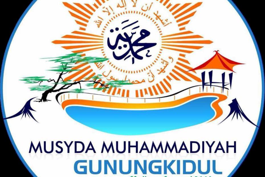 Logo Resmi Musyda Muhammadiyah Gunungkidul Terbaru