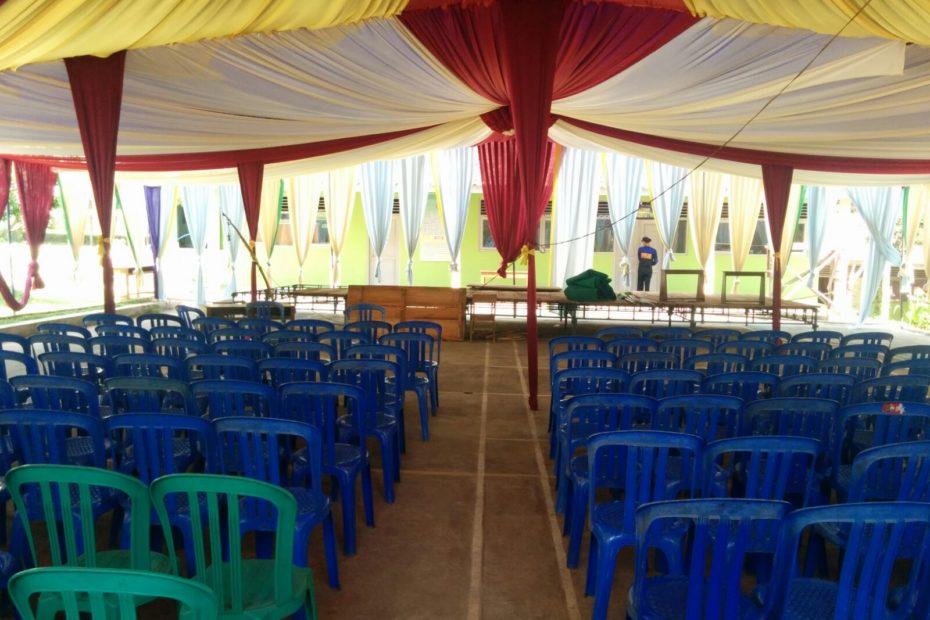Lokasi Musyda Muhammadiyah Gunungkidul